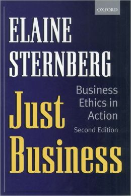 Just Business: Business Ethics in Action
