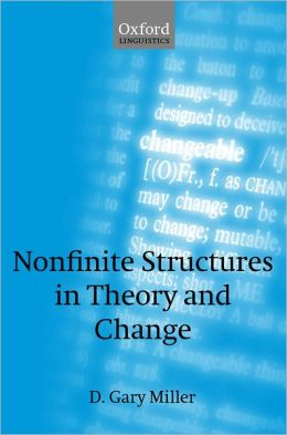 Nonfinite Structures in Theory and Change