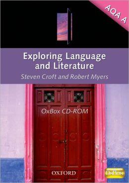 Exploring Language & Literature AQA A Teacher Resource OxBox CD-ROM
