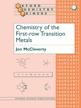 Chemistry of the First-Row Transition Metals
