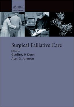 Surgical Palliative Care