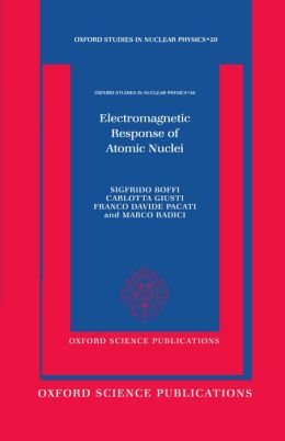 Electromagnetic Response of Atomic Nuclei
