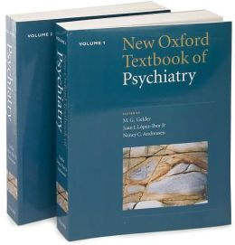 New Oxford Textbook of Psychiatry: 2-Volume Set