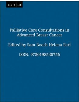 Palliative Care Consultations in Advanced Breast Cancer