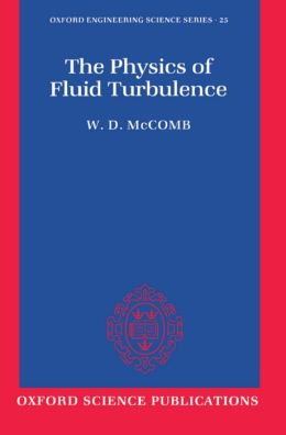 The Physics of Fluid Turbulence