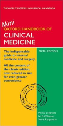 Oxford Handbook of Clinical Medicine: Mini Edition