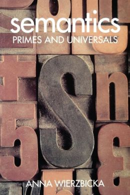 Semantics: Primes and Universals