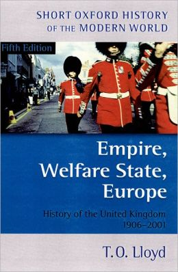 Empire Welfare State EUR 5e