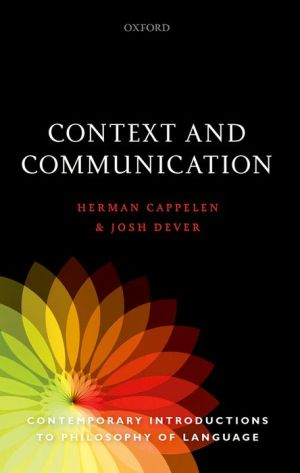 Context and Communication
