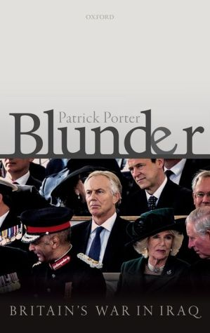 Book Blunder: Britain's War in Iraq