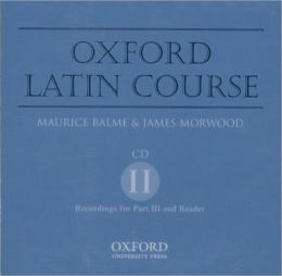 Oxford Latin Course CD