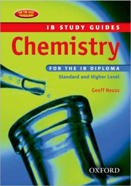 Chemistry for the IB Diploma: Study Guide