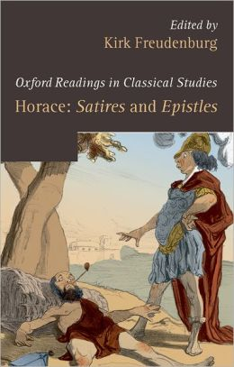Horace: Satires and Epistles