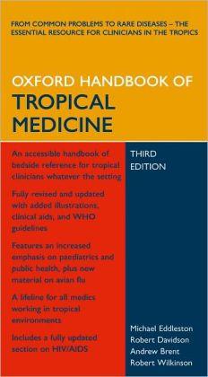Oxford Handbook of Tropical Medicine
