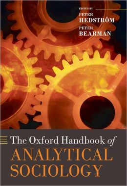 The Oxford Handbook of Analytical Sociology