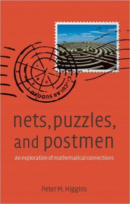Nets, Puzzles and Postmen: An Exploration of Mathematical Connections