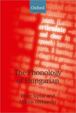 The Phonology of Hungarian