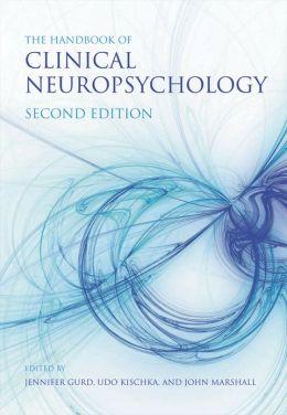 The Handbook of Clinical Neuropsychology