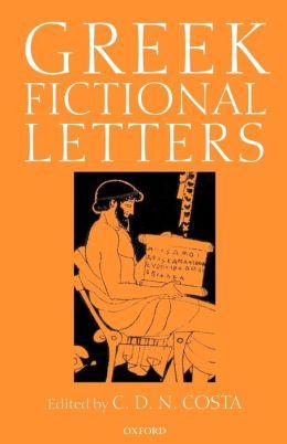 Greek Fictional Letters