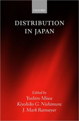 Distribution in Japan