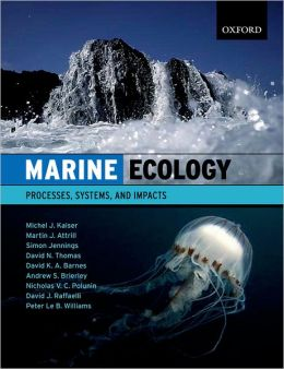 Marine Ecology: Processes, Systems, and Impacts
