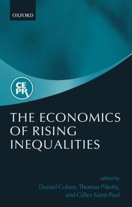The Economies of Rising Inequalities
