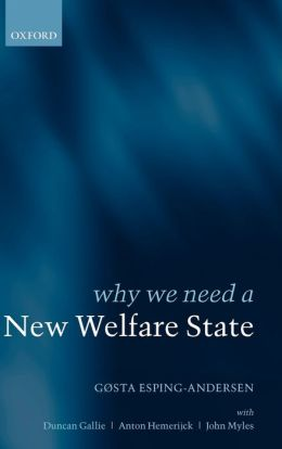 A New Welfare Architecture for Europe