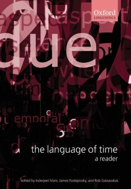 The Language of Time: A Reader