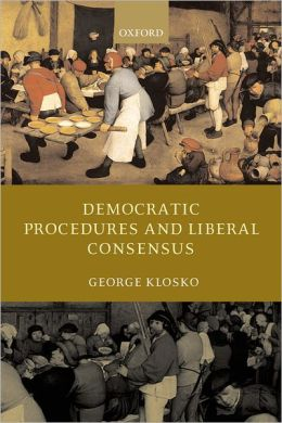 Democratic Procedures and Liberal Consensus