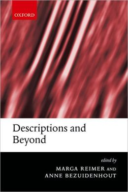 Descriptions and Beyond