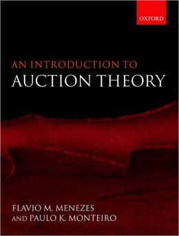 An Introduction to Auction Theory