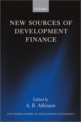 New Sources of Development Finance