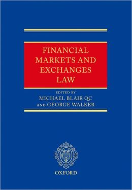 Financial Markets and Exchanges Law