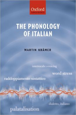 The Phonology of Italian
