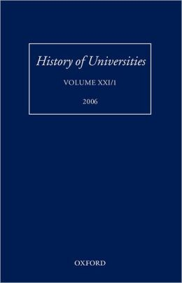 History of Universities 2005
