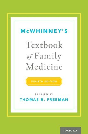 McWhinney's Textbook of Family Medicine, 4th Edition