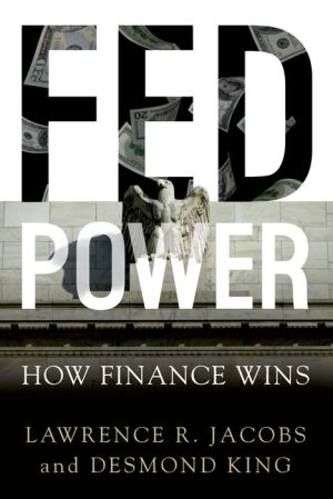 Fed Power: How Finance Wins