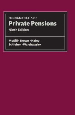 Fundamentals of Private Pensions