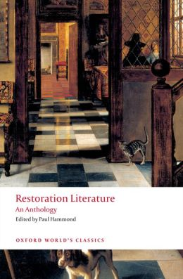 Restoration Literature: An Anthology