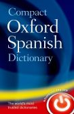 Book Cover Image. Title: Pocket Oxford Spanish Dictionary, Author: Oxford Dictionaries