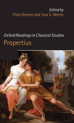 Oxford Readings in Propertius