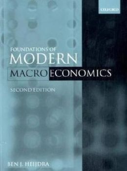 Foundations of Modern Macroeconomics Text & Manual Set, 2e