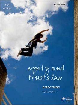 Equity and Trusts Directions
