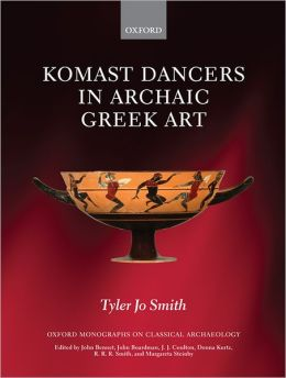Komast Dancers in Archaic Greek Art