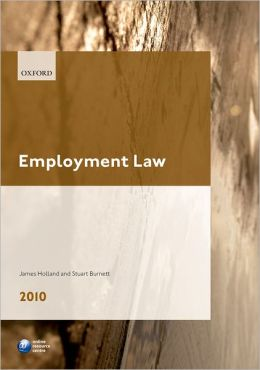 Employment Law 2010: LPC Guide