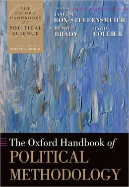 The Oxford Handbook of Political Methodology