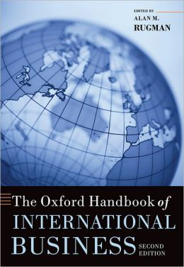 The Oxford Handbook of International Business