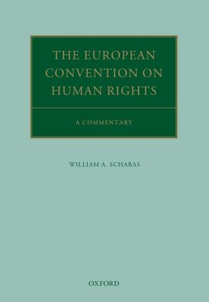 The European Convention on Human Rights: A Commentary