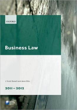 Business Law 2011-2012