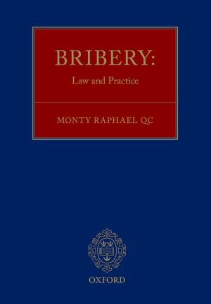 Bribery:: Law and Practice